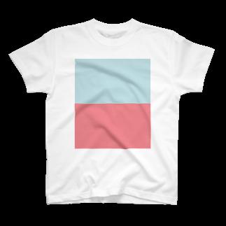 三重殺セカンドの店の日本の伝統色 春 T-shirts