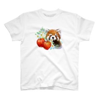レッサーくん T-shirts
