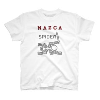 ナスカの地上絵 T-shirts