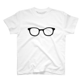 僕のメガネ T-shirts