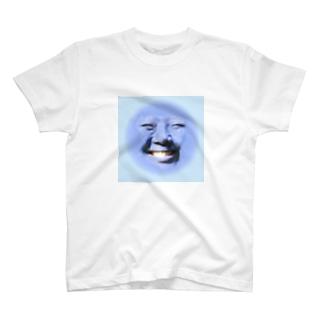 モンゴルブルー Tシャツ