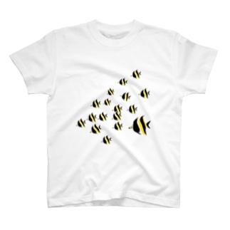 ツノダシ T-shirts