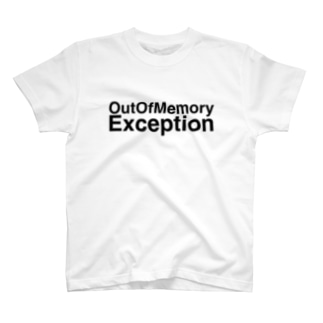 OutOfMemoryException T-shirts