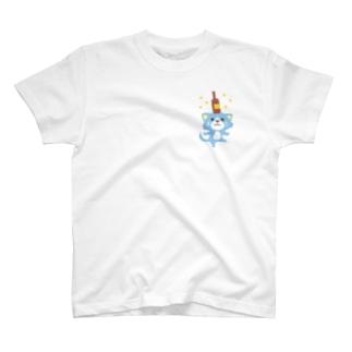 ほんわか通りのこねこさん Tシャツ