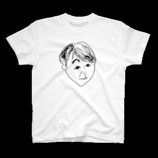 だらだら総合テレビの社員H T-shirts