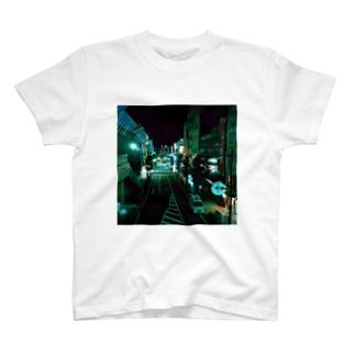 クソダサFUJISAWAシリーズ T-shirts