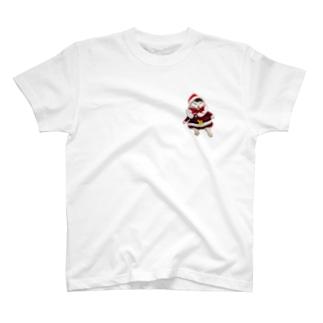 しげおクリスマス T-shirts