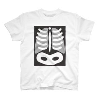 レントゲン T-shirts
