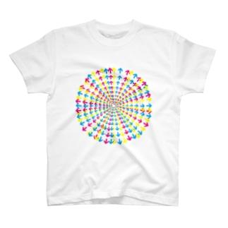 新矢印vol.3 T-shirts