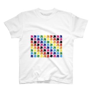 新矢印vol.2 T-shirts