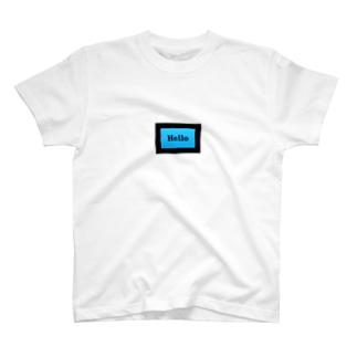 シンプル T-shirts