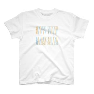 バックギャモン T-shirts