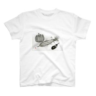 夏野菜いろいろ T-shirts