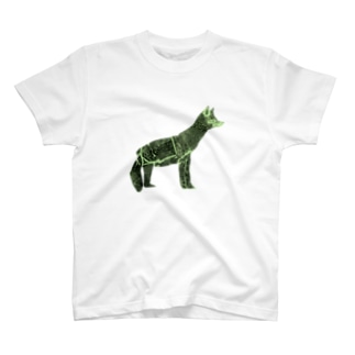 狐 T-shirts