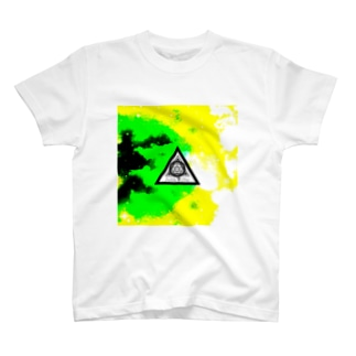 JaDeViNe smokelime T-shirts