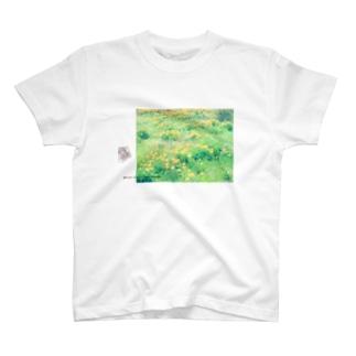 * 黄色のしあわせ * T-shirts
