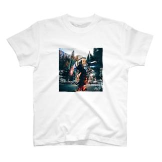 FIRE SHIBUYA T-shirts