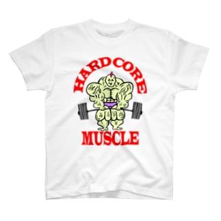 HARDCORE T-shirts