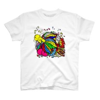 チンポココ T-shirts