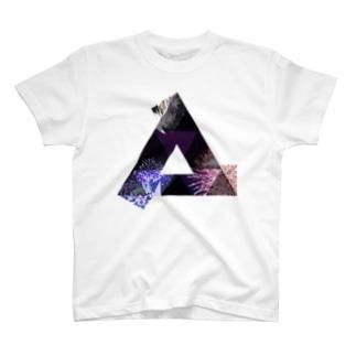 ▲サンカク T-shirts