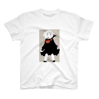 風少女 T-shirts