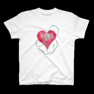 asuka8732のMy Sweet Heart T-shirts
