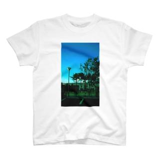 待ち時間 T-shirts