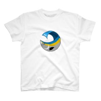ブルーランナーくん T-shirts