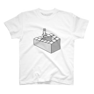 ケーキ屋さん ループ T-shirts