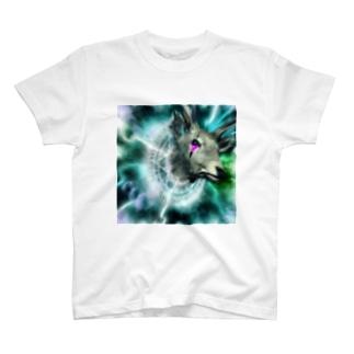 魔界の馴鹿が召喚された T-shirts