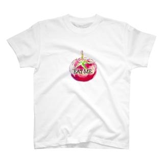 EatMe.トマト(2) T-shirts