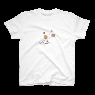 - さらさら -のにゃー T-shirts
