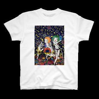 yukarockのお星様と女子。 T-shirts