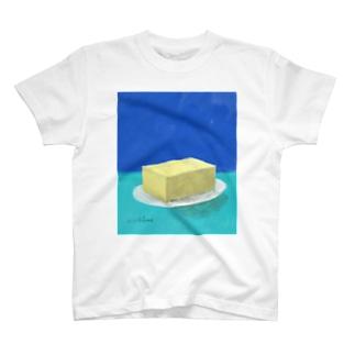 私バターが好き T-shirts