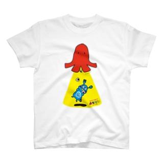 ペコモン&タコさんウィンナー T-shirts