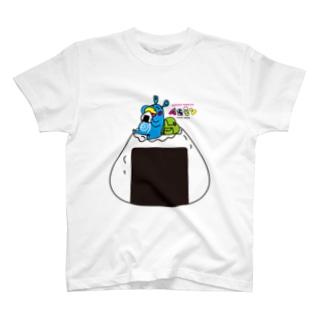 ペコモン&おにぎり T-shirts