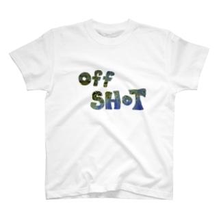 オフショット T-shirts
