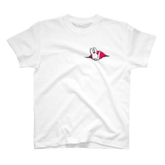 ケーキ屋さん こんにちわー! T-shirts