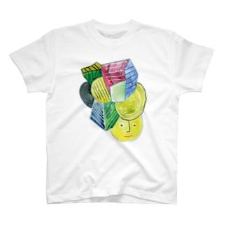 あたまににもつ T-shirts