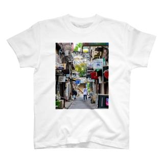 shin_juku T-shirts