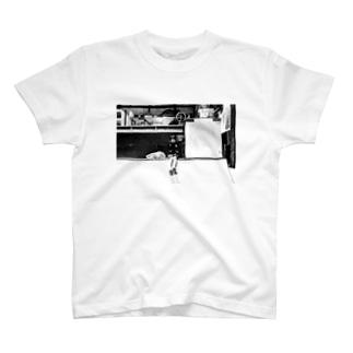 skate_girl T-shirts