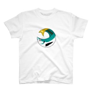 アジくん T-shirts