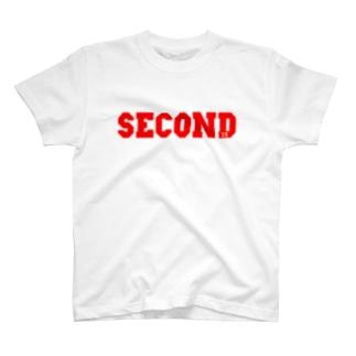 セカンドゴロ T-shirts