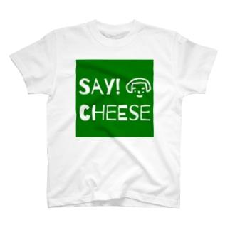 Say,cheese T-shirts