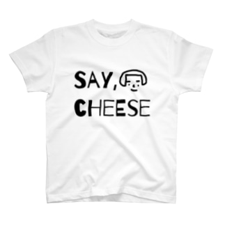 Say,cheese T-shirts