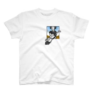 ギタァマン T-shirts