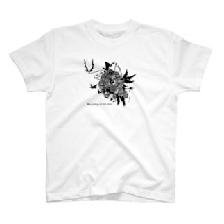 カラスダマリ T-shirts