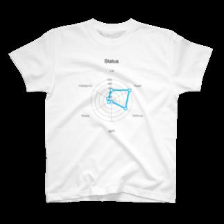 lisz-marketのパワー系 T-shirts