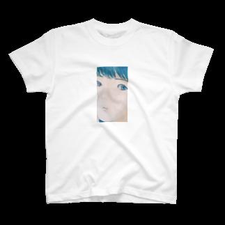 momosasanoiの渚 T-shirts