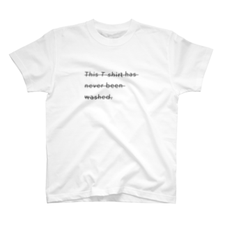 ハイパースーパー玉出のThis t-shrit has never been washed. T-shirts
